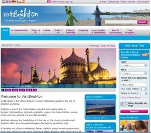ブライトン観光サイト トップページ