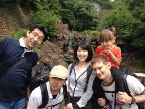 甲山ハイキング