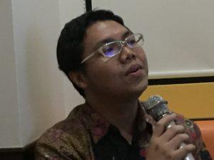 インドネシアのBatikで
