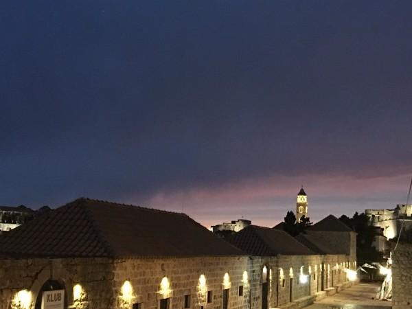 Dubrovnik_旧市街から少し離れたところ