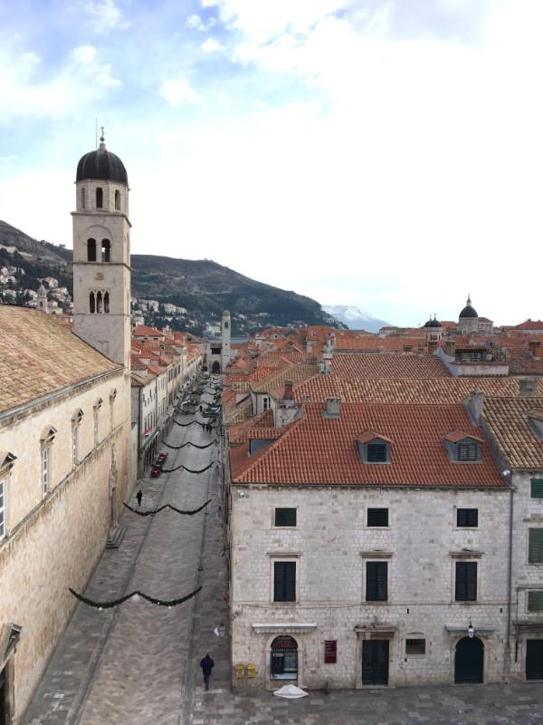 Dubrovnik_メインストリート