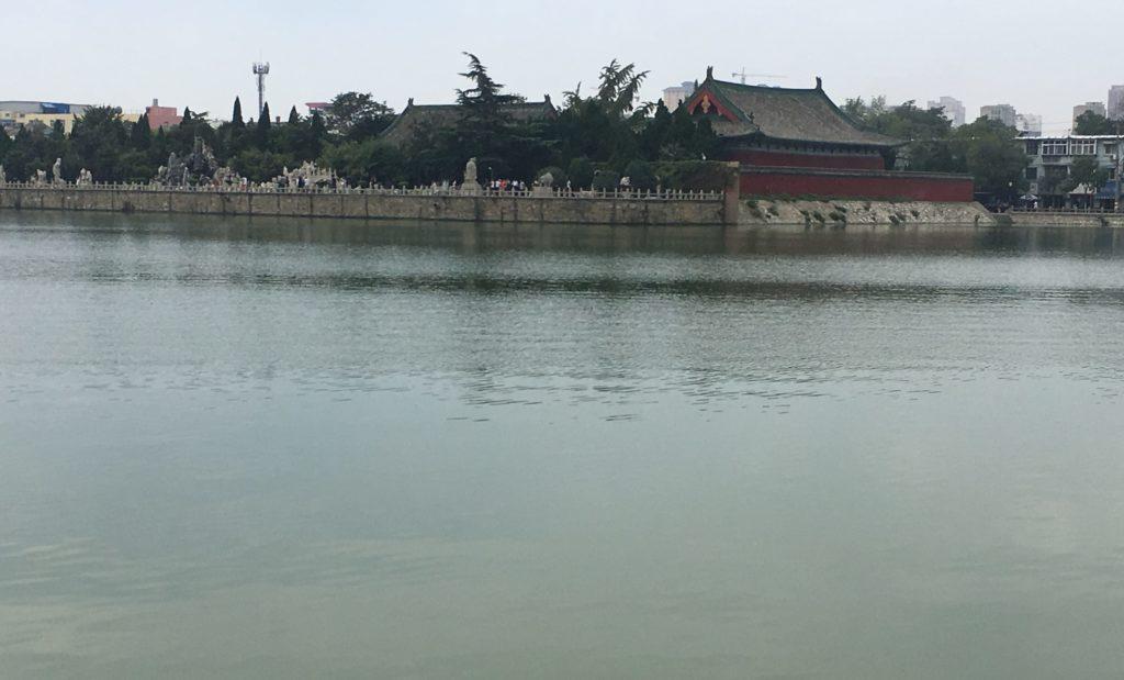 開封の包公湖